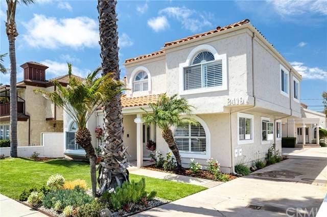 2419 Ruhland Avenue A, Redondo Beach, CA 90278 (#SB21129604) :: The Miller Group