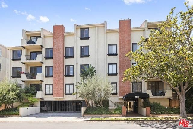 1909 Glendon Avenue #203, Los Angeles (City), CA 90025 (#21752070) :: Jett Real Estate Group