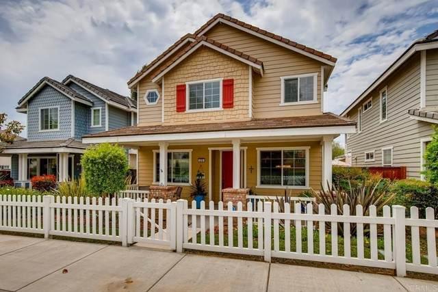215 Vineyard, San Marcos, CA 92069 (#NDP2107292) :: eXp Realty of California Inc.
