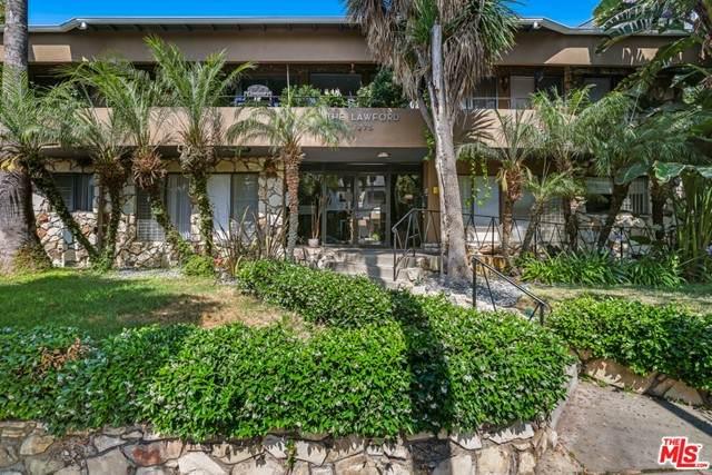 1275 Havenhurst Drive #8, West Hollywood, CA 90046 (#21752632) :: Jett Real Estate Group