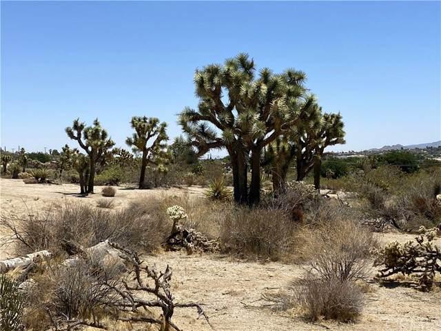 0 Joshua Lane, Yucca Valley, CA 92284 (#JT21137473) :: Team Tami