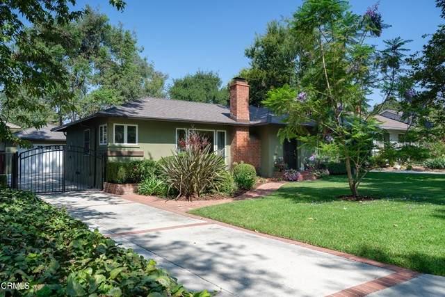 4841 Alminar Avenue, La Canada Flintridge, CA 91011 (#P1-5402) :: eXp Realty of California Inc.