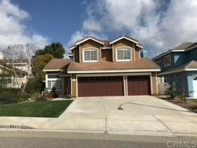 584 Crest Drive, Encinitas, CA 92024 (#NDP2107303) :: eXp Realty of California Inc.