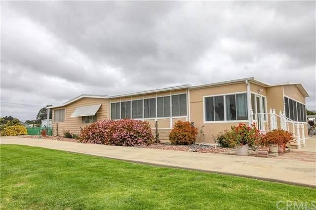 390 Sunrise Terrace Drive #45, Arroyo Grande, CA 93420 (#PI21137448) :: Doherty Real Estate Group