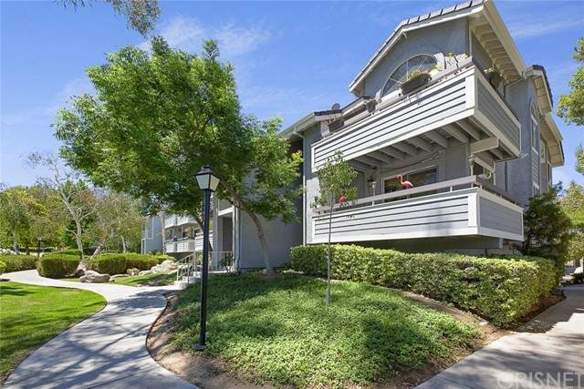 26866 Claudette Street #710, Canyon Country, CA 91351 (#SR21137370) :: American Real Estate List & Sell