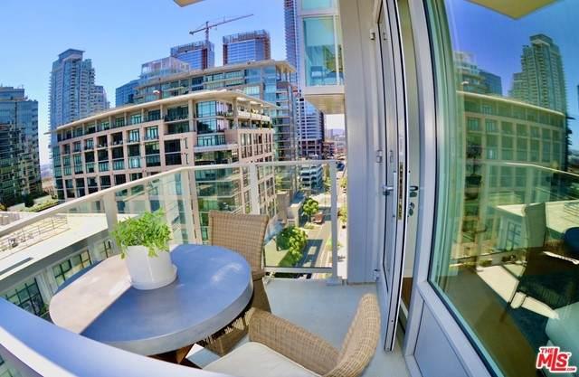 1050 S Grand Avenue #1103, Los Angeles (City), CA 90015 (#21752198) :: Jett Real Estate Group