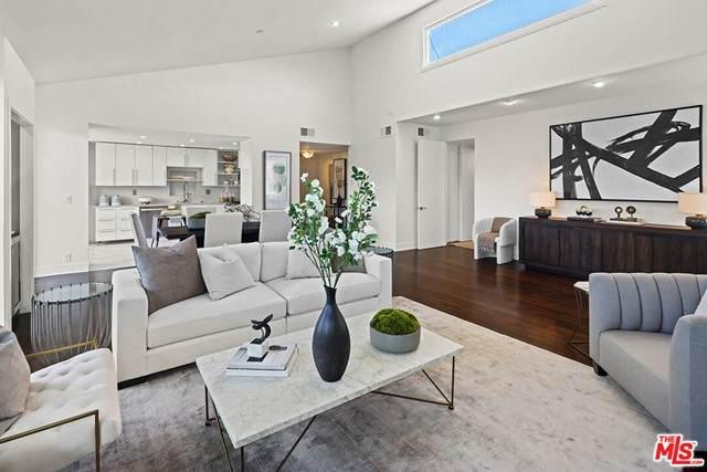 1500 Camden Avenue 4B, Los Angeles (City), CA 90025 (#21747428) :: Jett Real Estate Group