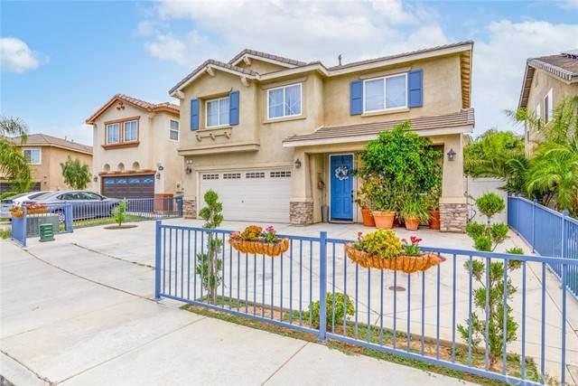 661 Corte San Julian, Perris, CA 92571 (#SW21137091) :: American Real Estate List & Sell