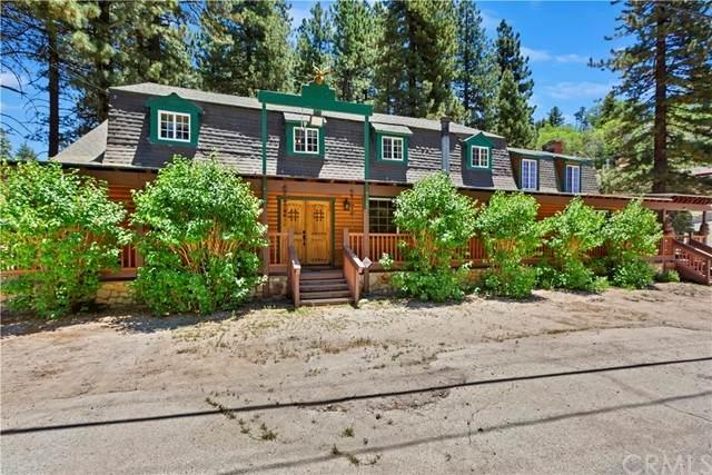 33655 Green Valley Lake Road, Green Valley Lake, CA 92341 (#IV21137750) :: eXp Realty of California Inc.