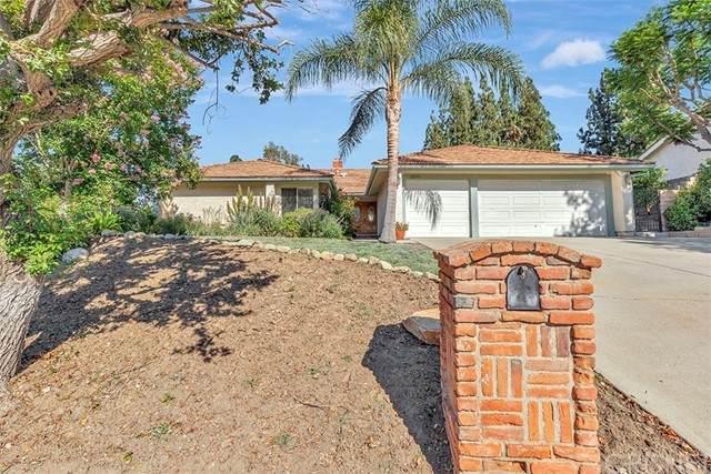 12152 Mission Ridge Way, Granada Hills, CA 91344 (#SR21130464) :: Zen Ziejewski and Team