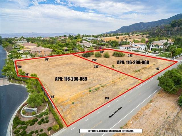 0 Crown Ranch Rd, Corona, CA 92881 (#IG21134739) :: eXp Realty of California Inc.