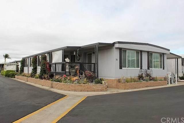 221 N El Camino Real #72, Oceanside, CA 92058 (#OC21136949) :: Team Forss Realty Group