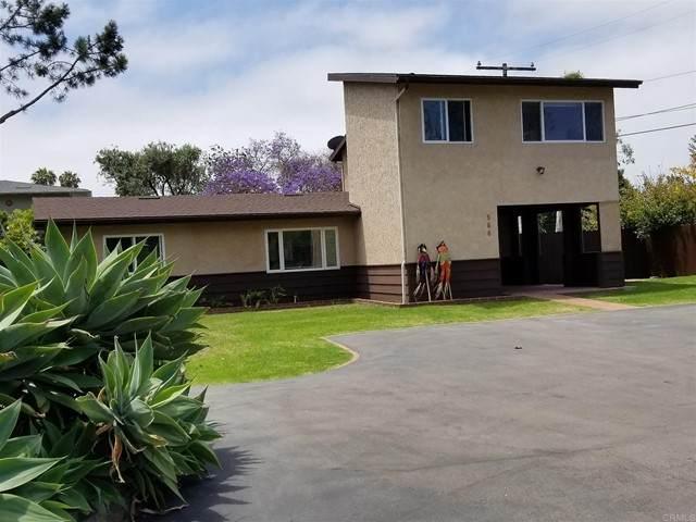 986 Urania, Encinitas, CA 92024 (#NDP2107317) :: eXp Realty of California Inc.