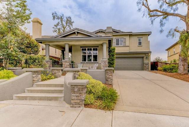1013 Brightwood Dr., San Marcos, CA 92078 (#NDP2107314) :: eXp Realty of California Inc.