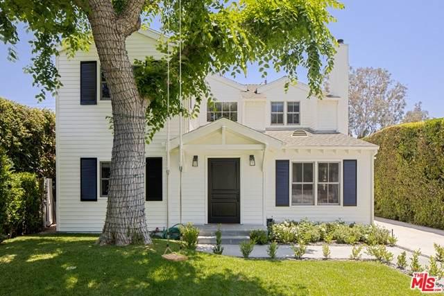 11730 Chenault Street, Los Angeles (City), CA 90049 (#21752848) :: Jett Real Estate Group