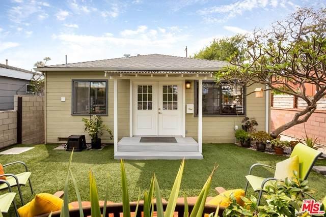717 Coeur D Alene Avenue, Venice, CA 90291 (#21752224) :: Jett Real Estate Group