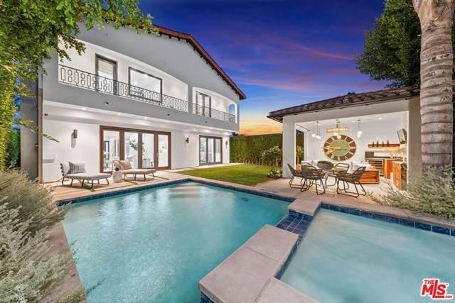 119 S Laurel Avenue, Los Angeles (City), CA 90048 (#21751704) :: Jett Real Estate Group