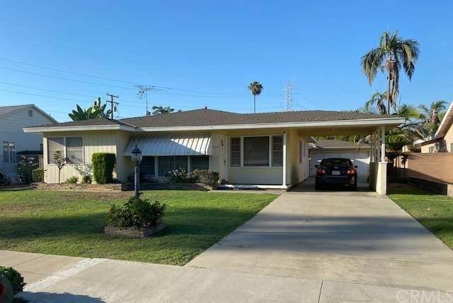 7237 Via Amorita, Downey, CA 90241 (#DW21137626) :: Legacy 15 Real Estate Brokers