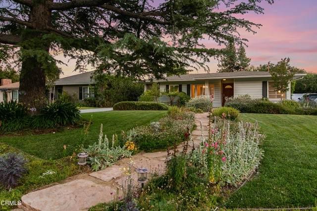 1652 Morada Place, Altadena, CA 91001 (#P1-5407) :: eXp Realty of California Inc.