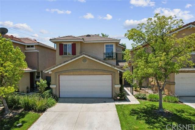 27610 Iris Place, Castaic, CA 91384 (#SR21134815) :: American Real Estate List & Sell