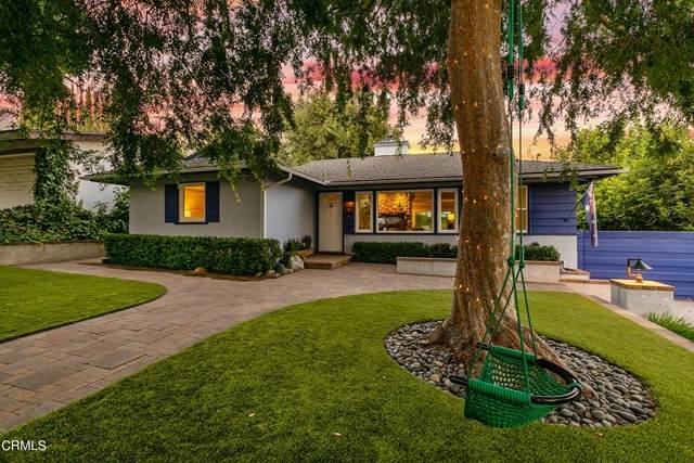4346 Canyon Crest Road, Altadena, CA 91001 (#P1-5410) :: eXp Realty of California Inc.