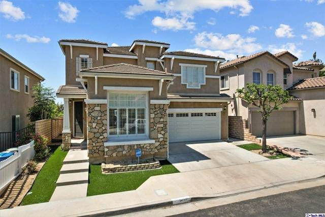 10050 Chardonnay Court, Sun Valley, CA 91352 (#320006613) :: McKee Real Estate Group Powered By Realty Masters & Associates