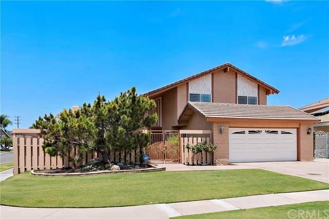 7301 E Paseo Laredo, Anaheim Hills, CA 92808 (#OC21137926) :: eXp Realty of California Inc.