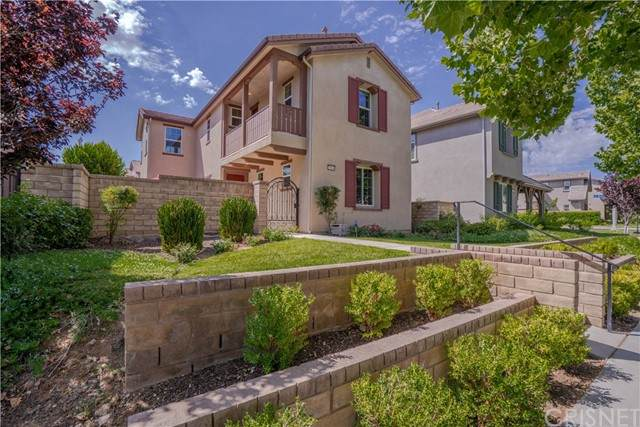 28644 Vista Del Rio Drive, Valencia, CA 91354 (#SR21113594) :: American Real Estate List & Sell