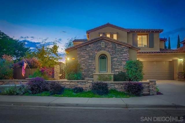 2665 Fallsview Rd, San Marcos, CA 92078 (#210017648) :: eXp Realty of California Inc.