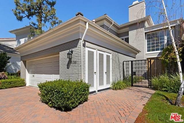 12361 Ridge Circle, Los Angeles (City), CA 90049 (#21752940) :: Jett Real Estate Group