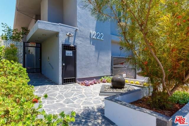 1222 N Kings Road #8, West Hollywood, CA 90069 (#21745170) :: Jett Real Estate Group