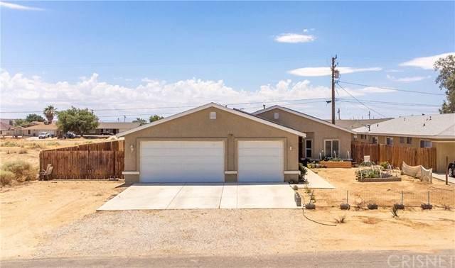 8136 Peach Avenue, California City, CA 93505 (#SR21137999) :: Team Forss Realty Group
