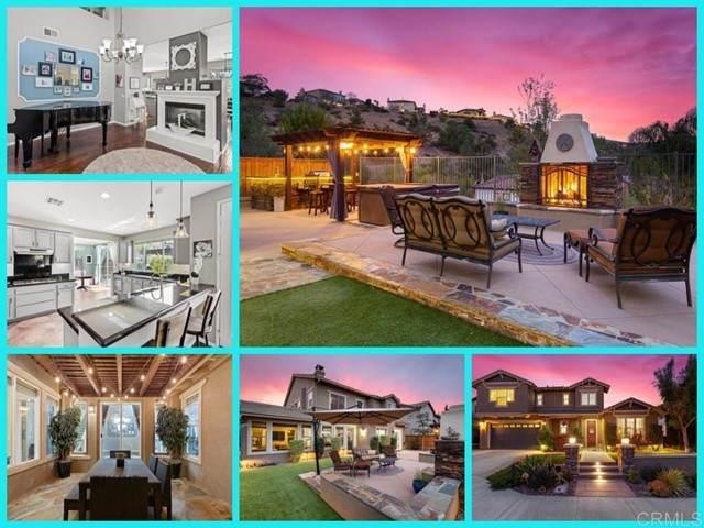 1747 Grain Mill Rd, San Marcos, CA 92078 (#NDP2107331) :: eXp Realty of California Inc.