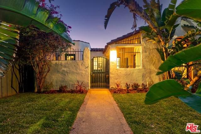 713 N Alta Vista Boulevard, West Hollywood, CA 90046 (#21752726) :: Jett Real Estate Group