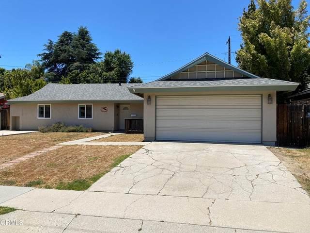 405 S Carrillo Road, Ojai, CA 93023 (#V1-6680) :: eXp Realty of California Inc.
