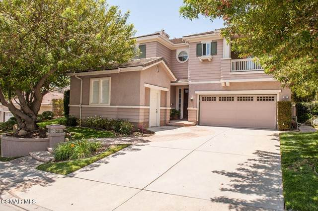 467 Canyon Crest Drive, Simi Valley, CA 93065 (#221003448) :: eXp Realty of California Inc.
