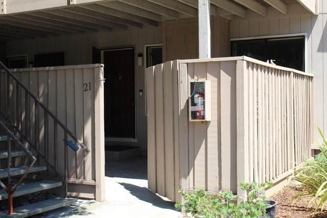 416 Crescent Avenue #21, Sunnyvale, CA 94087 (#ML81850664) :: The Kohler Group