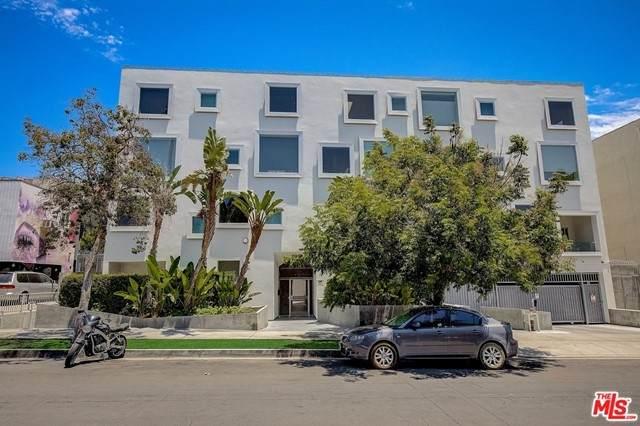 1322 N Detroit Street #9, Los Angeles (City), CA 90046 (#21753228) :: Jett Real Estate Group