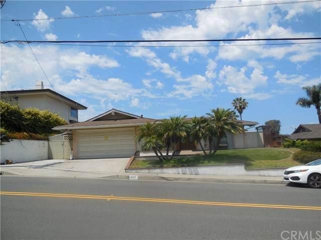 603 Avenida Presidio, San Clemente, CA 92672 (#OC21136393) :: Zen Ziejewski and Team