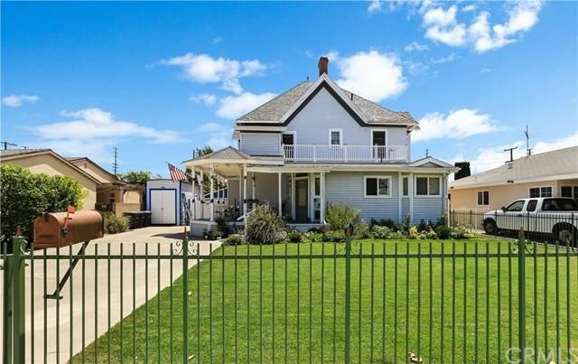 461 N Citrus Street, Orange, CA 92868 (#OC21137619) :: Zutila, Inc.