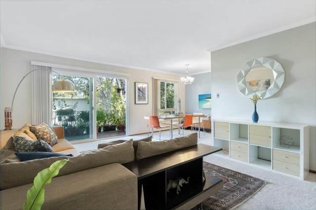 934 Peninsula Avenue #405, San Mateo, CA 94401 (#ML81850479) :: The Kohler Group