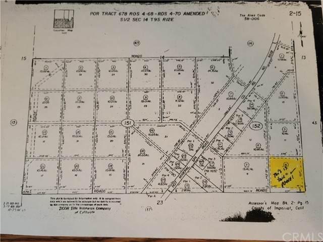 0 Hot Mineral Spa Rd, Niland, CA 92257 (#IV21138386) :: Jett Real Estate Group