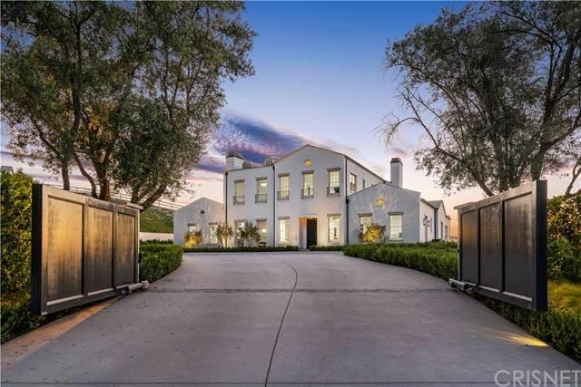 5545 Dixon Trail Road, Hidden Hills, CA 91302 (#SR21137840) :: Robyn Icenhower & Associates