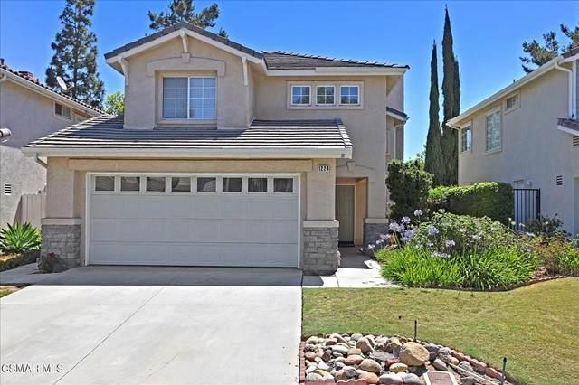 1224 Hobbit Court, Simi Valley, CA 93065 (#221003466) :: The Kohler Group