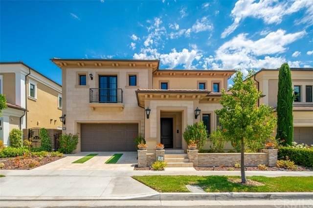 127 Amber Sky, Irvine, CA 92618 (#OC21134929) :: The Kohler Group