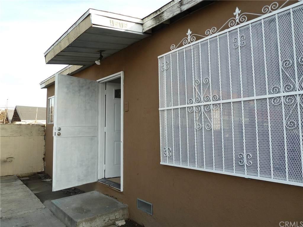 1516 N Willowbrook Avenue, Compton, CA 90222 (MLS #PW21136768) :: CARLILE Realty & Lending