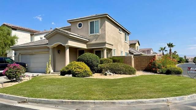 67896 Faja Caballero, Cathedral City, CA 92234 (#219064055DA) :: Steele Canyon Realty