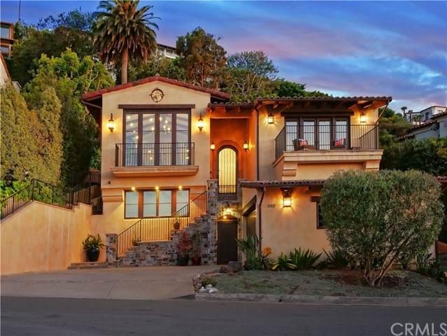 592 Via Almar, Palos Verdes Estates, CA 90274 (#SB21138248) :: Cochren Realty Team | KW the Lakes