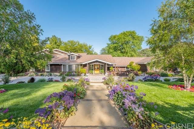 5250 Round Meadow Road, Hidden Hills, CA 91302 (#SR21139130) :: Robyn Icenhower & Associates