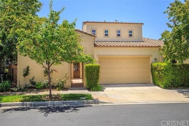 23749 Aspen Meadow Court, Valencia, CA 91354 (#SR21139287) :: Robyn Icenhower & Associates